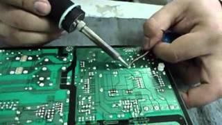 """getlinkyoutube.com-REPARANDO TV LCD 42"""" SAMSUNG"""