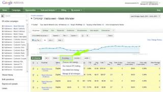 getlinkyoutube.com-SEM TUTORIALS / PPC Bidding Strategy For Ad Position