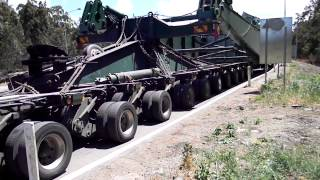 getlinkyoutube.com-Truck Oversize , 472 tyres , wow so unbelievable I am never see something like this in my life