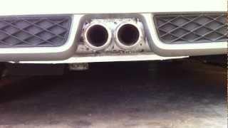 getlinkyoutube.com-Exhaust Brabus Smart 451 modified