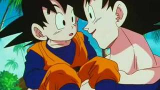 getlinkyoutube.com-Goku conoce a Goten