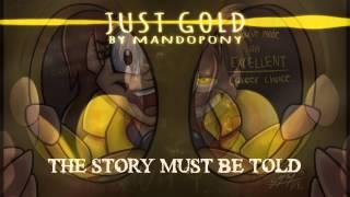 getlinkyoutube.com-MandoPony - Just Gold (ft. PurpleRoselyn) (Duet/Mash-Up by LiterallyNoOne) (FNAF Mash-Up 3)