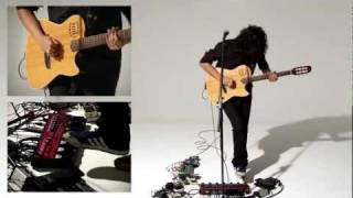 getlinkyoutube.com-With or Without You(U2) - Randolf Arriola - Live Looping w Boss RC 50