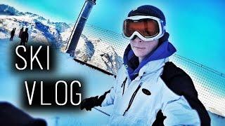 getlinkyoutube.com-SKI VLOG! (GoPro Skiing in The Alps)