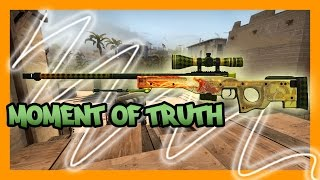 getlinkyoutube.com-AWP DRAGONLORE 50/50. Did he get it?