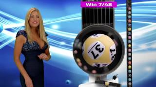 getlinkyoutube.com-Tina Katanić Lucky Six Live loto bingo igra u Pin Projekt