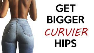getlinkyoutube.com-❤️ How To Get Bigger Hips | 4 Workouts For Wider Curvier Hips!