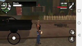 getlinkyoutube.com-Lg Prime Plus 4G (LG-H522f) - Gta San Andreas (max settings) Gameplay 05
