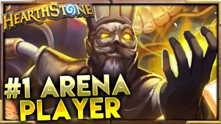 getlinkyoutube.com-#1 Arena Player (Arena God NA) Best Moments | Hearthstone