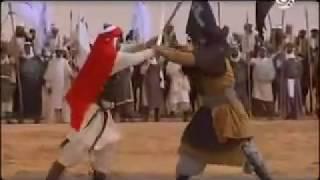getlinkyoutube.com-معركة كاظمة (ذات السلاسل)12هــ , خدعة المبارزة
