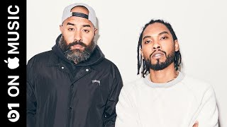 Miguel and Ebro on