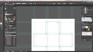 getlinkyoutube.com-Illustrator: Creating Package Template