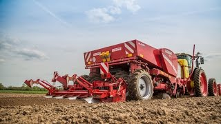 Grimme GB 430 4-row Belt Planter