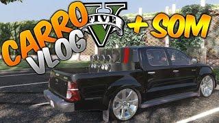 getlinkyoutube.com-GTA V Carro Vlog : ACIDENTE GRAVE !!!! Toyota Hilux (CarroVlog *66)