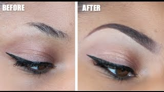 getlinkyoutube.com-The Perfect Eyebrow | Tutorial