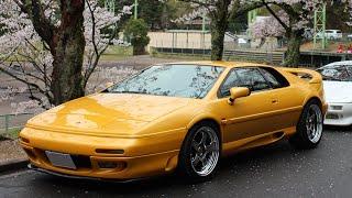 getlinkyoutube.com-Lotus Esprit S4 【1994年式】
