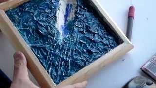 "getlinkyoutube.com-AlexModeling ""How to do artificial water for dioramas (my way)"""