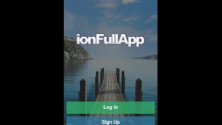 getlinkyoutube.com-FullApp - Ionic Starter App