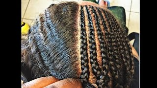 getlinkyoutube.com-#24. HOW TO; GREAT BRAIDING PATTERN FOR CROCHET BRAID