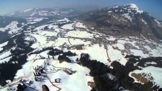 getlinkyoutube.com-Paragliding at Westendorf