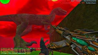 getlinkyoutube.com-Counter Strike 1.6 - Zombie Escape - JurassicPark v2 | World War'Z [RETEXTURED]
