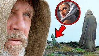 La Impactante Razón del por qué Luke Skywalker Está Solo en Ahch-To, Teoría - Star Wars Apolo1138