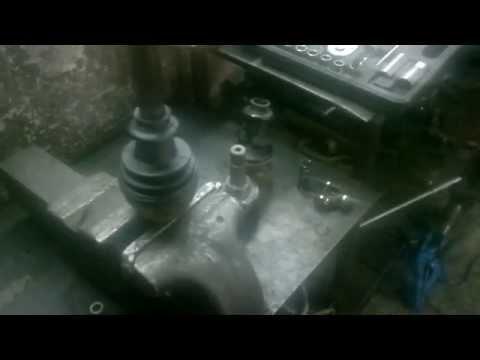 Замена пыльника лепестковой гранаты.Citroen-Peugeot