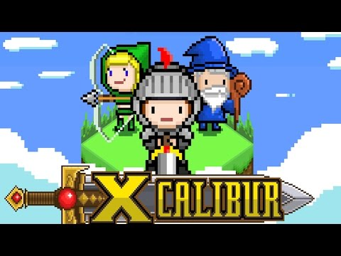 Xcalibur™ Fantasy Action RPG (by Naomicsoft) - iOS / Android - HD Gameplay Trailer