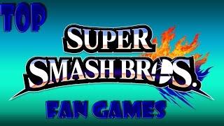 getlinkyoutube.com-Top | Los 3 mejores fan games del super smash bros + sus descargas