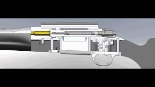 Bolt Action Rifle Animation