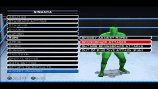 getlinkyoutube.com-SVR 11 SIN CARA MOVESET CAW FORMULA PS2
