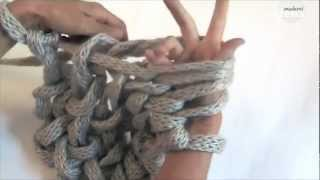 getlinkyoutube.com-PLETEME RUKAMA | Knitting hands only