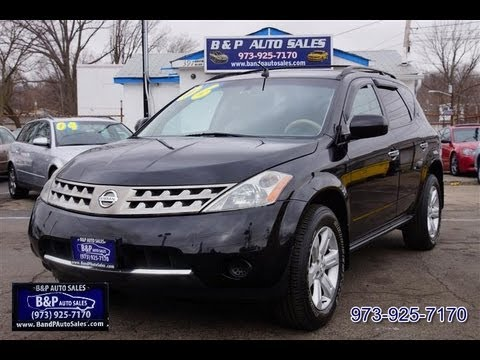 2006 Nissan Murano Problems Online Manuals And Repair