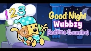 getlinkyoutube.com-Good Night Wubbzy Bedtime Counting | Storybook Game App for Kids