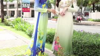 """getlinkyoutube.com-Áo Dài Thái Tuấn - Bộ sưu tập """"Sự Sống """""""