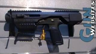 getlinkyoutube.com-Sig ACP Pistol Carbine