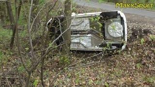 getlinkyoutube.com-Rally Crash Compilation 2014 Part 1