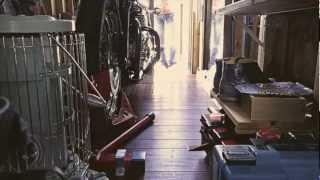 getlinkyoutube.com-BJB films: Norman Hyde Peashooter silencers for Bonneville