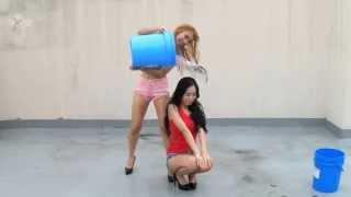 getlinkyoutube.com-Waveya Ari Miu - ALS ice bucket challenge