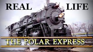 getlinkyoutube.com-The Real Polar Express - I'm Going To Ride It! (Plus History Of The Polar Express)