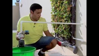 getlinkyoutube.com-احمد العزاني برنامج بيتنا كيف تصنع جدارية بالزراعة المائية الحلقة 13