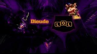 getlinkyoutube.com-League of Legends - 3v3 - Gameplay Blitzcrank  [FR