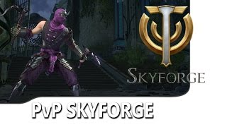 getlinkyoutube.com-Assassin - Paladin - PvP Skyforge FR HD
