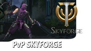 Assassin - Paladin - PvP Skyforge FR HD
