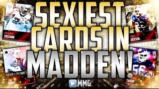The SEXIEST Cards In Madden!