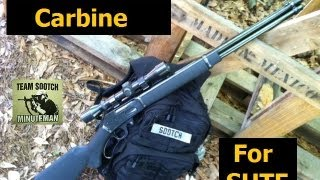 getlinkyoutube.com-Lever Action Survival Rifle