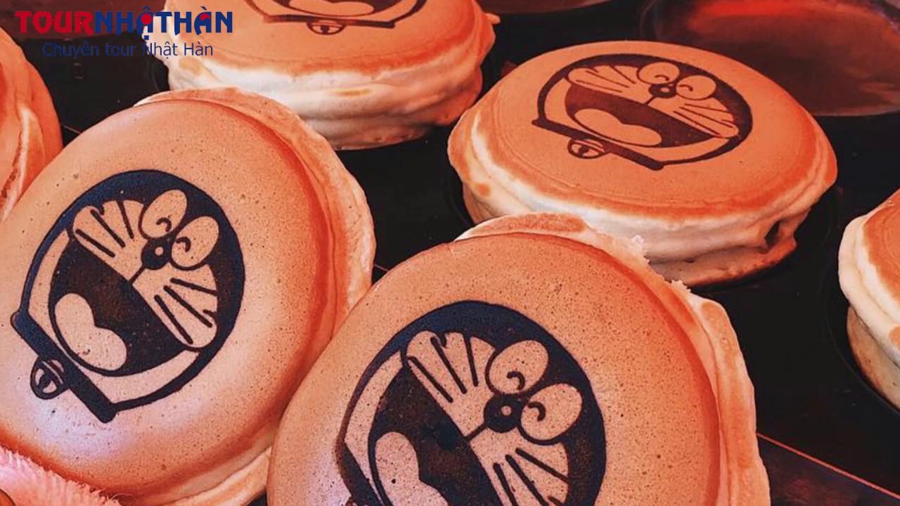 Bánh rán Daroyaki cute :>