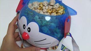 getlinkyoutube.com-Doraemon Nobita's Space Heros Popcorn Box ~ ドラえもん のび太のスペースヒーローズ ポップコーン