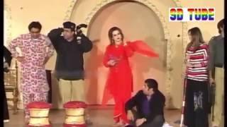 Stage Drama Full Comedy Clip # 58 - Aj te Saray Kanjar e Ral Gae ne Allah Bachae