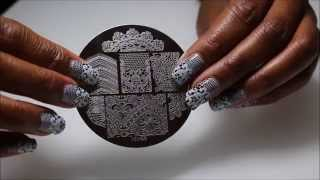 getlinkyoutube.com-Simply Into My NAILS ~ Messy Mansion Plate MM56 Review